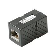 STEREN® in Line Coupler Adapter, Black