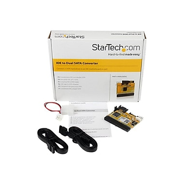 StarTech 1 Port IDE to SATA Adapter Converter (PATA2SATA2)