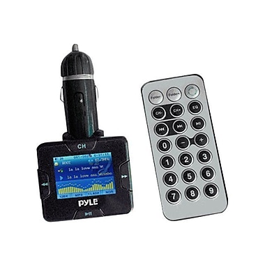 Pyle® PLMP3C1 Plug-In Car MP3/USB/SD/iPod Wireless FM Transmitter