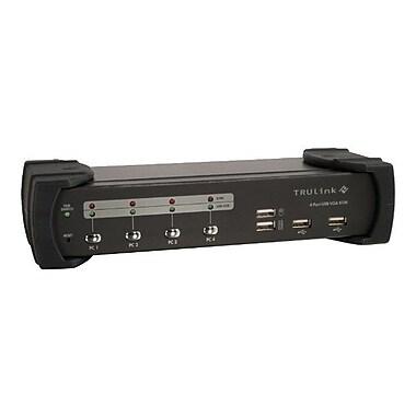 C2G 35567 USB/VGA KVM Switch, 4 Ports
