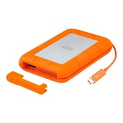 LaCie Rugged™ LAC9000602 1TB Thunderbolt External Solid State Drive