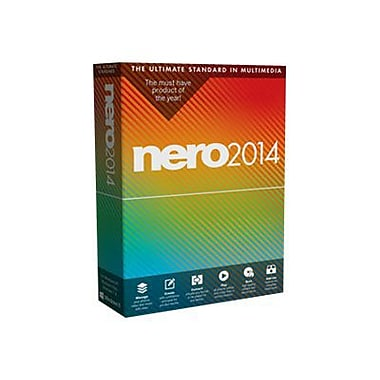 Nero CD/DVD Authoring Nero 2014 Software
