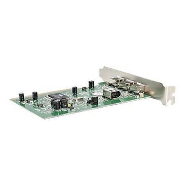 StarTech PCI1394_4 4 Port PCI 1394a FireWire Adapter Card W/Digital Video Editing Kit