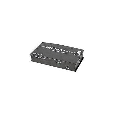 SIIG CE-H20J11-S1 HDMI Splitter, Black