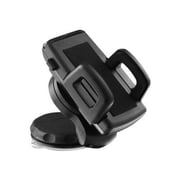 Aluratek   Universal Car Windshield Mount Holder For Smartphones/iPhone