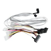 Adaptec® 2.62' SFF-8643 Mini SAS to SFF-8482 Internal Serial Attached SCSI Cable