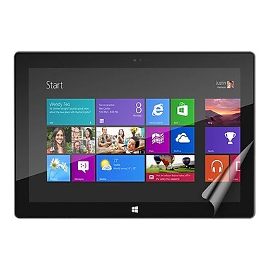 Green Onions Supply® RT-SPMSRT02HD Anti-Glare Screen Protector For Microsoft Surface With Windows RT