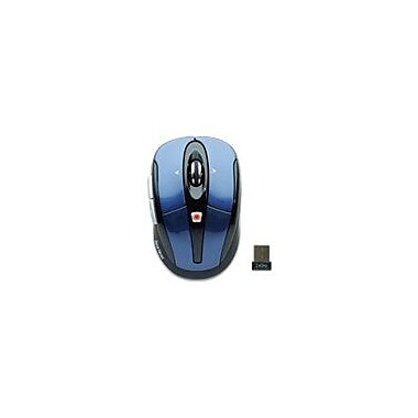 Gear Head™ MPT3100BLU-CP10 Wireless Optical Mouse