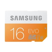 Samsung® EVO 16GB SDHC (Secure Digital High Capacity) Class 10/UHS-I Flash Memory Card