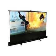 "Elite Screens F72NWV ezCinema 72"" Projection Screen, White Casing"