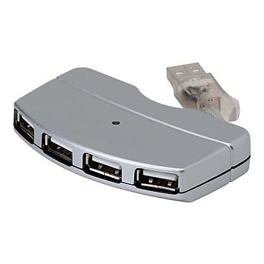 Belkin® F5U124-ME USB Micro Hub, 4 Ports