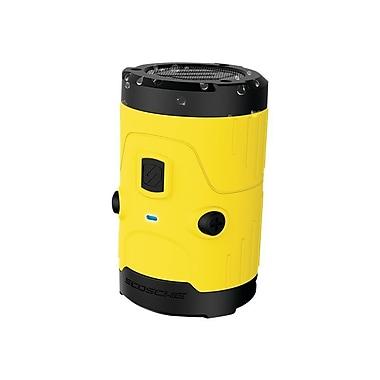 Scosche® boomBOTTLE H20 Rugged Waterproof Wireless Bluetooth Speaker, Yellow