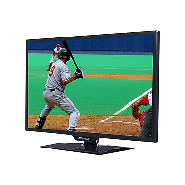 Sansui® Accu SLED2415 1920 x 1080 24in. Widescreen Full HD LED LCD TV, Black