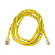 Belkin A3L791-50-YLW 50' CAT-5e Patch Cable, Yellow