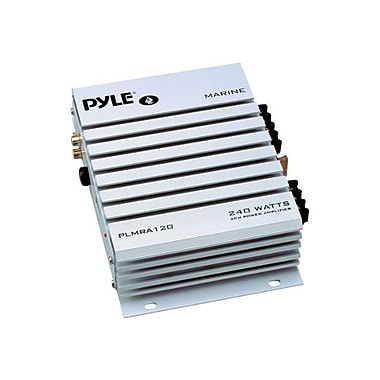 Pyle PLMRA120 2 Channel Marine Amplifier