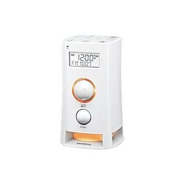 Sangean K-200 Digital Tuning FM/AM Kitchen Radio, White