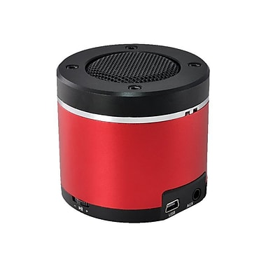 Gear Head™ BT3000 Rechargeable Wireless Speaker, Red