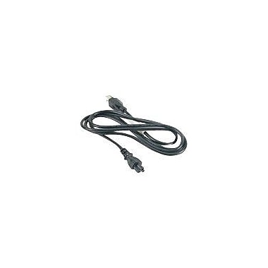 Infocus® 210-0255-50 9.84' 3-Pole Standard Power Cord For Infocus® LP70, LP70+Projectors, Black