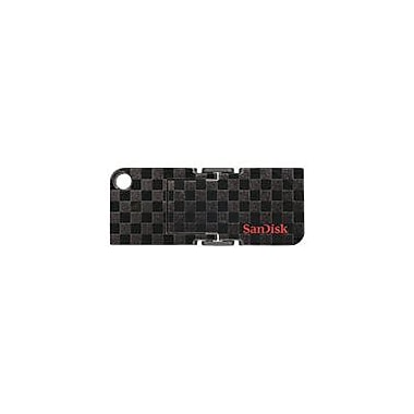 SanDisk® Cruzer Pop 8GB USB 2.0 Flash Drive With Checkboard Design