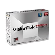 Visiontek® Radeon HD 6570 1GB Plug-in 1800 MHz Graphics Card