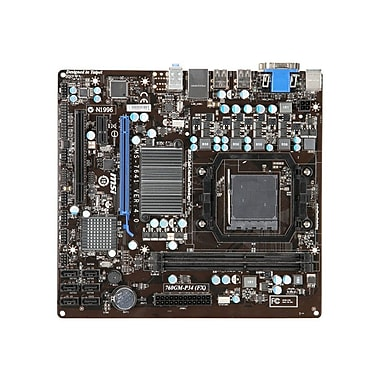 MSI 760GM-P34(FX) 16GB Desktop Motherboard