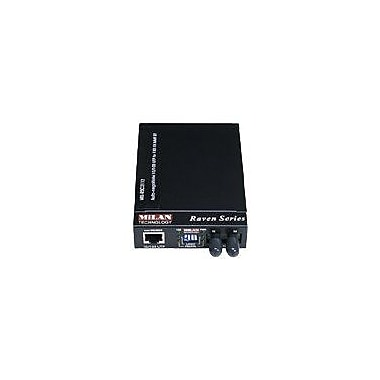 Transition Networks® MIL-RC3112-NA Stand Alone Media Converter