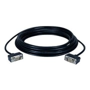 QVS CC388M1-25 25' VGA to QXGA Video Cable, Black