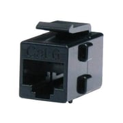 STEREN® Cat.6 in Line Coupler Adapter, Black