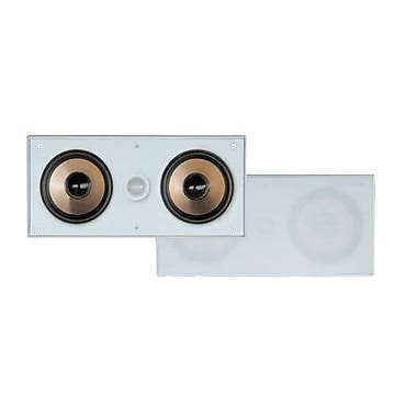 Pyleaudio® PDIWCS62 Dual 2-Way In-Wall Center Channel Speaker System
