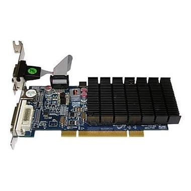 Jaton VIDEO-339PCI-HLX Radeon HD 5450 GPU Graphic Card With ATI Chipset, 512MB DDR3 SDRAM