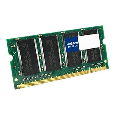 AddOn - Memory Upgrades VH640AA-AA DDR3 (204-Pin SO-DIMM) Laptop Memory, 2GB
