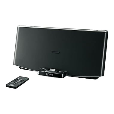 Sony® RDPX200IPN Speaker System For iPod/iPhone, Black