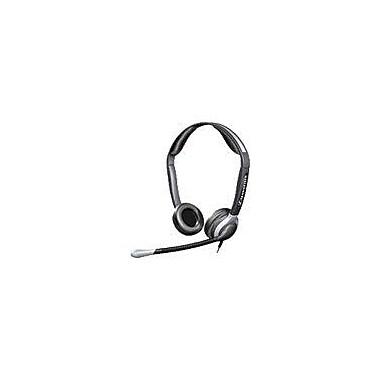 Sennheiser CC 520 Binaural Premium Stereo Headset, Black