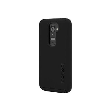 Incipio® DualPro Hard-Shell Case With Silicone Core For LG G2 (AT&T), Black