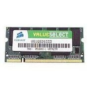 Corsair VS1GSDS333 DDR (200-Pin SO-DIMM) Memory Module, 1GB