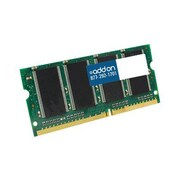 AddOn AA160D3S/2G 2GB DDR3 204-Pin Laptop Memory Module