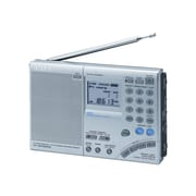 Sony ICFSW7600GR Portable FM Stereo Digital World Band Receiver Radio