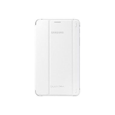 Samsung Book Cover Case For 7in. Galaxy Tab 4, White