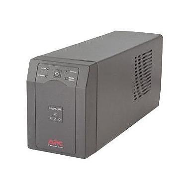 APC® SC420I SC Line Interactive 420 VA Smart UPS