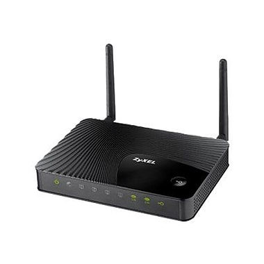 Zyxel NBG6503 Dual Band Wireless AC750 Home Router, 5 GHz