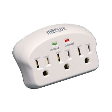 Tripp Lite Protect it!® 3-Outlet 660 Joule Surge Suppressor