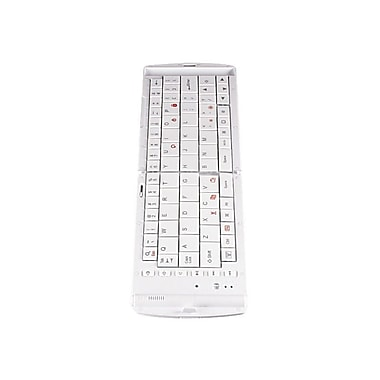 Verbatim® 97872 Wireless Bluetooth Slim Mobile Keyboard, White