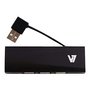 V7® 4-Port High Speed USB 2.0 Hub