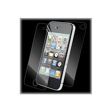 Zagg® invisible Shield® Full Body Screen Protector For Apple iPhone 4/4S, Clear