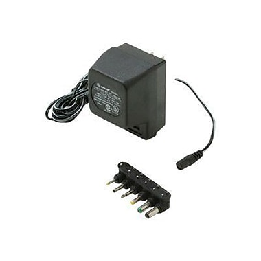 STEREN® 500mA Universal AC UL Adapter