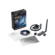 Asus® USB-AC56 Dual Band IEEE 802.11ac 867 Mbps Wi-Fi Adapter For Computer