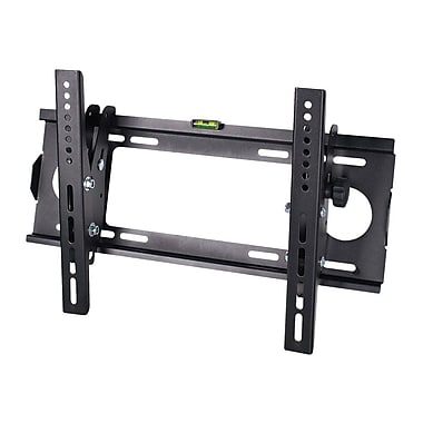 SIIG® CEMT0K11S1 Low-Profile Universal Wall Mount, Up To 99 lbs.