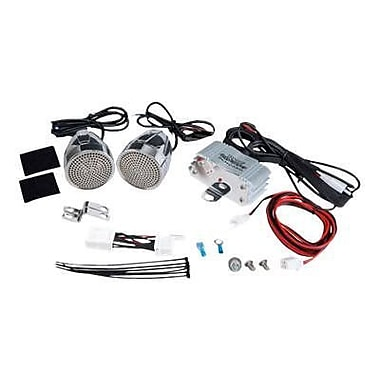 Pyle® PLMCA60 300W Motorcycle/ATV/Snowmobile Mount MP3/iPod Amplifier