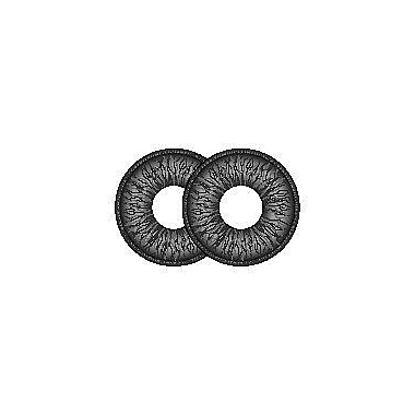 Plantronics® 40709-01 Doughnut Ear Cushions Kit