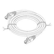 Steren 308-610BK 10' CAT-5e Snagless Patch Cable, Black